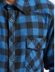 DEF Koszule Maxim niebieski