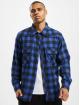 DEF Shirt Maxim blue