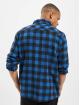 DEF Skjorte Maxim blå