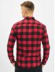 Denim Project Camisa Sami rojo