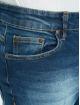 Denim Project Dżinsy straight fit Mr. Red Destroy niebieski