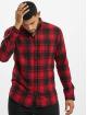 Denim Project Hemd Check rot