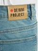 Denim Project Skinny Jeans Mr. Green modrý