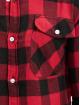 Denim Project Skjorte Sami rød