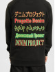 Denim Project Sweat & Pull Mojo Crew noir
