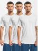 Denim Project T-paidat 3-Pack valkoinen