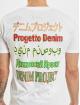 Denim Project T-Shirt Mojo weiß