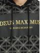 Deus Maximus Hoody Acrisius schwarz