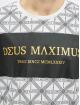 Deus Maximus T-Shirt Acrisius blanc