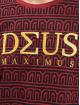 Deus Maximus T-Shirt Erato rot