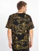 Deus Maximus T-shirts Kritas sort