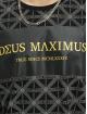 Deus Maximus T-Shirty Acrisius czarny