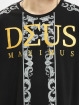Deus Maximus T-Shirty Choiseul czarny