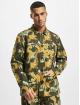 Dickies Рубашка Crafted Camo камуфляж