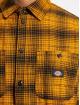 Dickies Camisa Evansville LS naranja