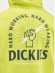 Dickies Hoodie Baldwin yellow