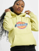 Dickies Hoodie Icon Logo yellow