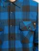 Dickies Košele Lansdale modrá