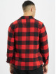 Dickies Koszule New Sacramento czerwony