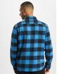 Dickies overhemd New Sacramento blauw