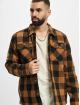 Dickies Shirt Sherpa Lined brown
