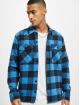 Dickies Skjorta New Sacramento blå