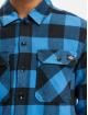 Dickies Skjorte New Sacramento blå