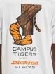 Dickies T-Shirt Schriever blanc