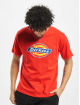 Dickies T-Shirt Horseshoe Regular red