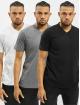 Dickies T-Shirt V-Neck Mc schwarz