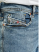 Diesel Jeans ajustado Sleenker azul