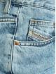 Diesel Mom Jeans Irys blau