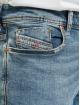 Diesel Slim Fit Jeans Sleenker blauw