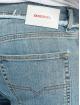 Diesel Straight Fit Jeans Dagh blå