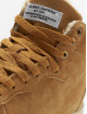 Djinns Sneakers Highwaik Fur Suede beige 8