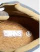 Djinns Sneakers Chunk 2 Tone blå 4
