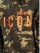 Dsquared2 Mikiny Camouflage Icon Hooded maskáèová