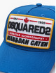 Dsquared2 Snapback Canadian Iconography modrá