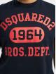 Dsquared2 T-Shirt 1964 blau