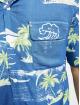 Edwin overhemd Garage blauw