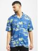 Edwin Shirt Garage blue