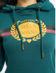 Eight2Nine Sweat capuche Bella Donna vert