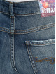 El Charro Skinny Jeans Tijuna 04 niebieski
