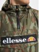 Ellesse Демисезонная куртка Monterini камуфляж