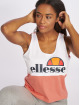 Ellesse Tops Luchetto bialy 0