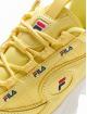FILA Baskets Heritage D-Formation jaune