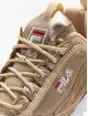 FILA Sneaker Heritage Disruptor MM goldfarben 6