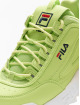 FILA Sneaker Disruptor Low grün