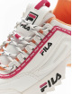 FILA Sneakers Heritage Disruptor Logo Low bialy