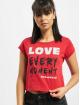 Fornarina T-Shirt RED rot
